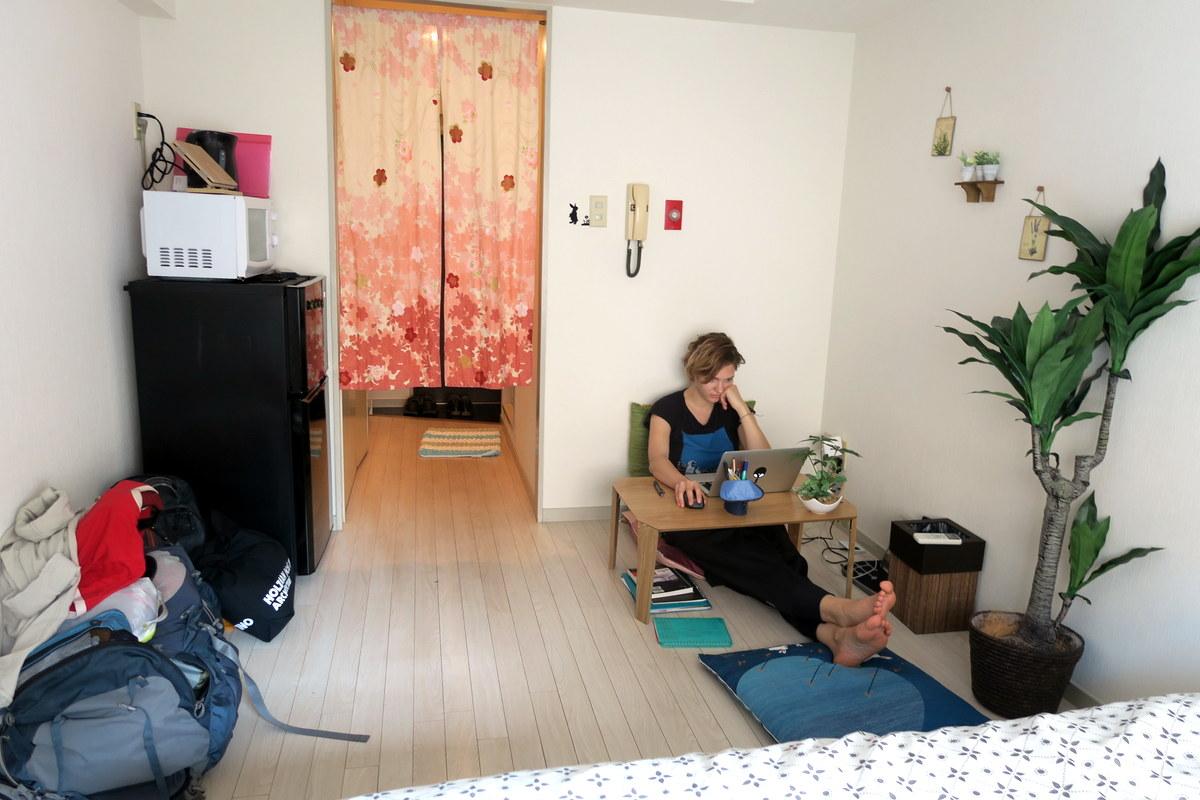 Каморка в центре Токио: как живут японцы