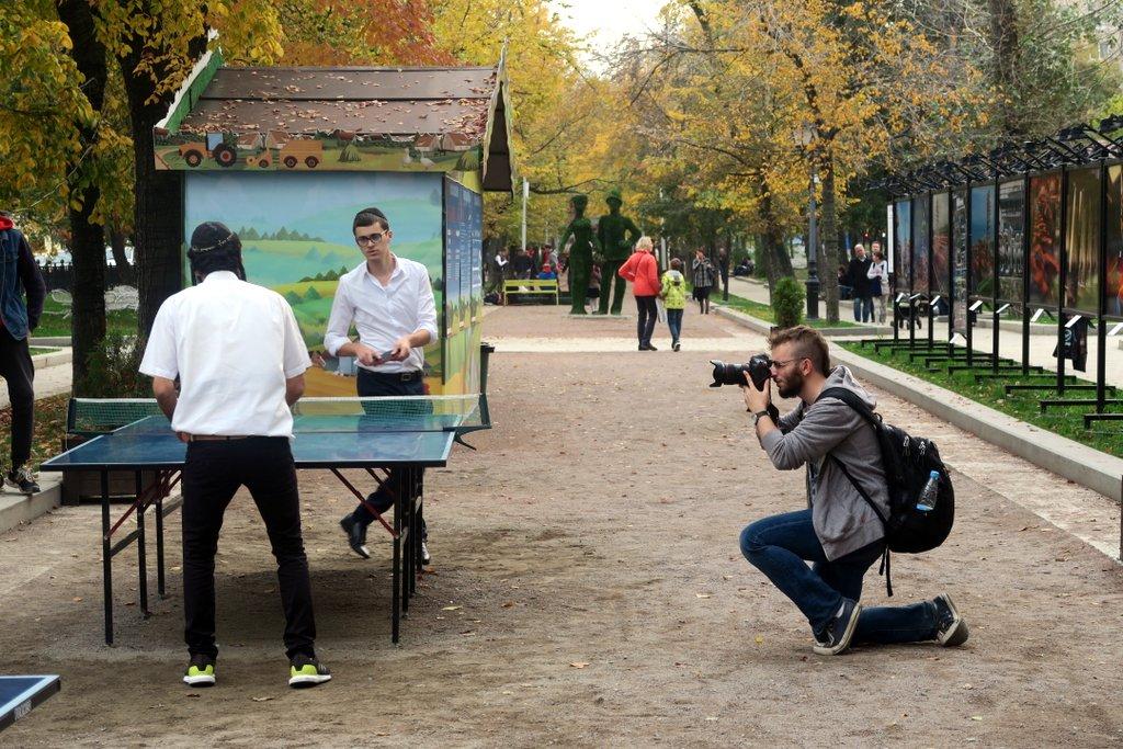 Столкнулся с московским быдлом