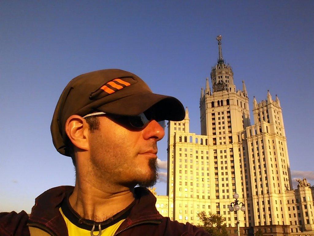 Мне снова можно будет в Россию!