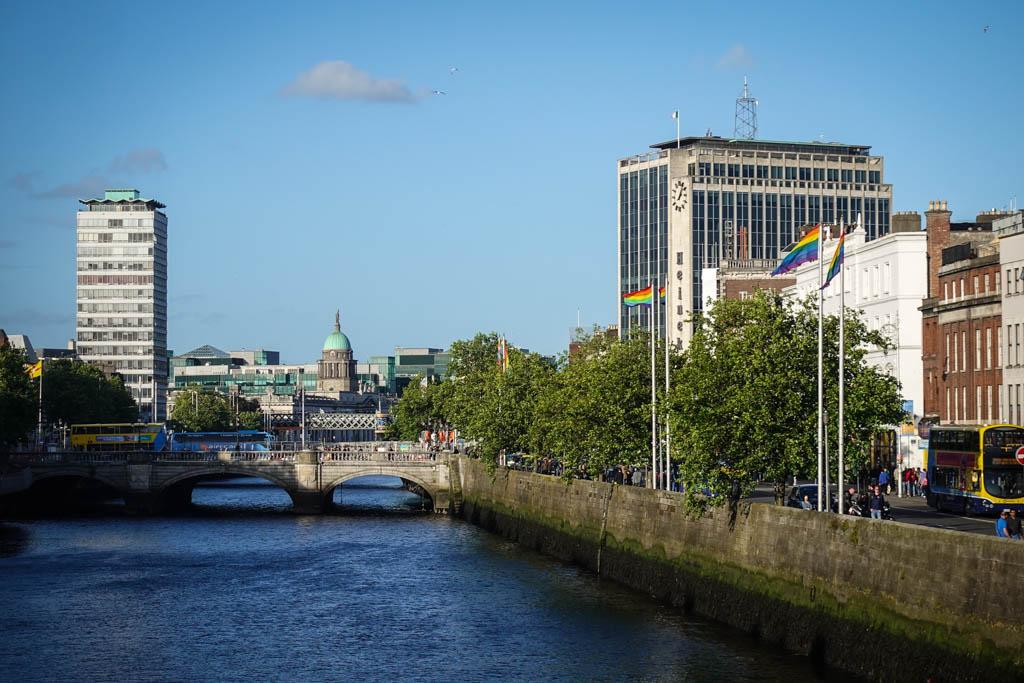Дюжина мостов Дублина
