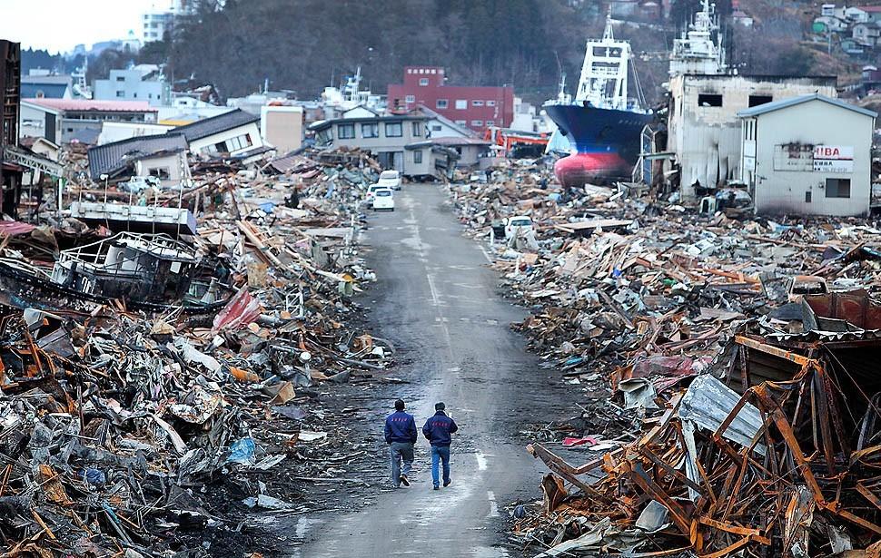 Сендай через шесть лет после катастрофы