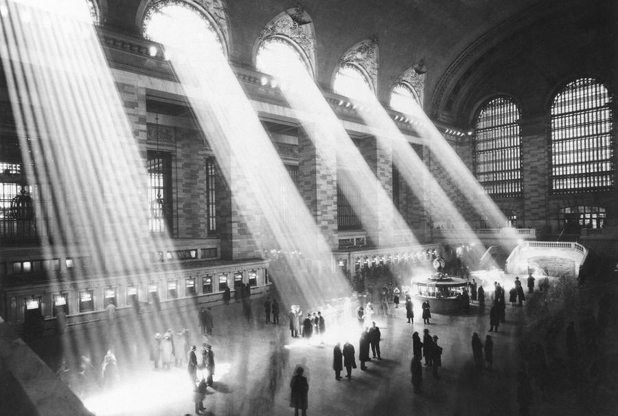 Знаменитый шёпот на вокзале Нью Йорка