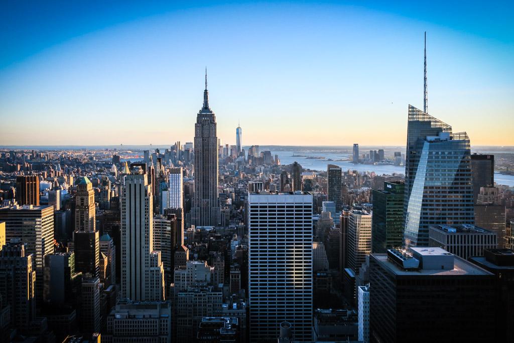Это Нью Йорк, детка!