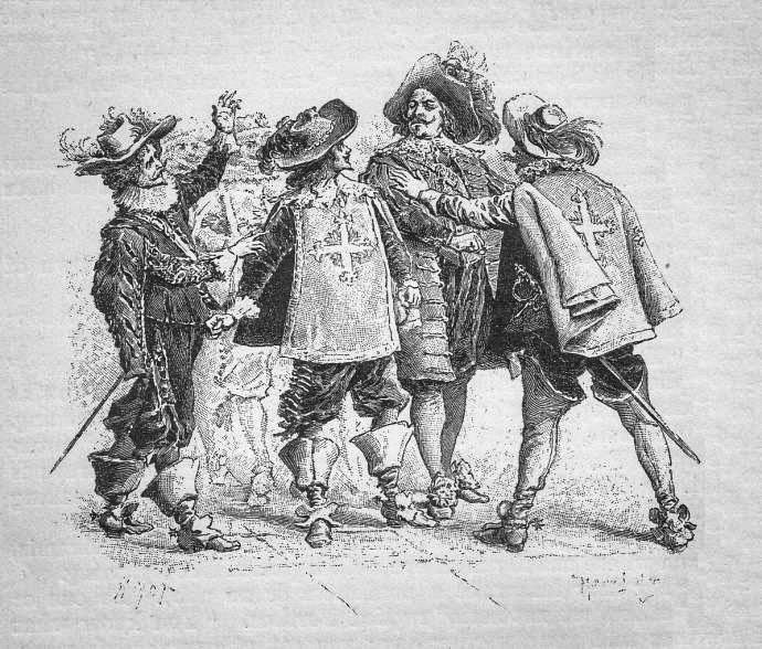 Зачем мушкетёрам были такие великолепные шляпы?