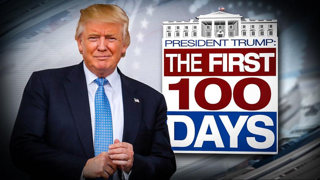 Сто дней Трампа - что сделано?