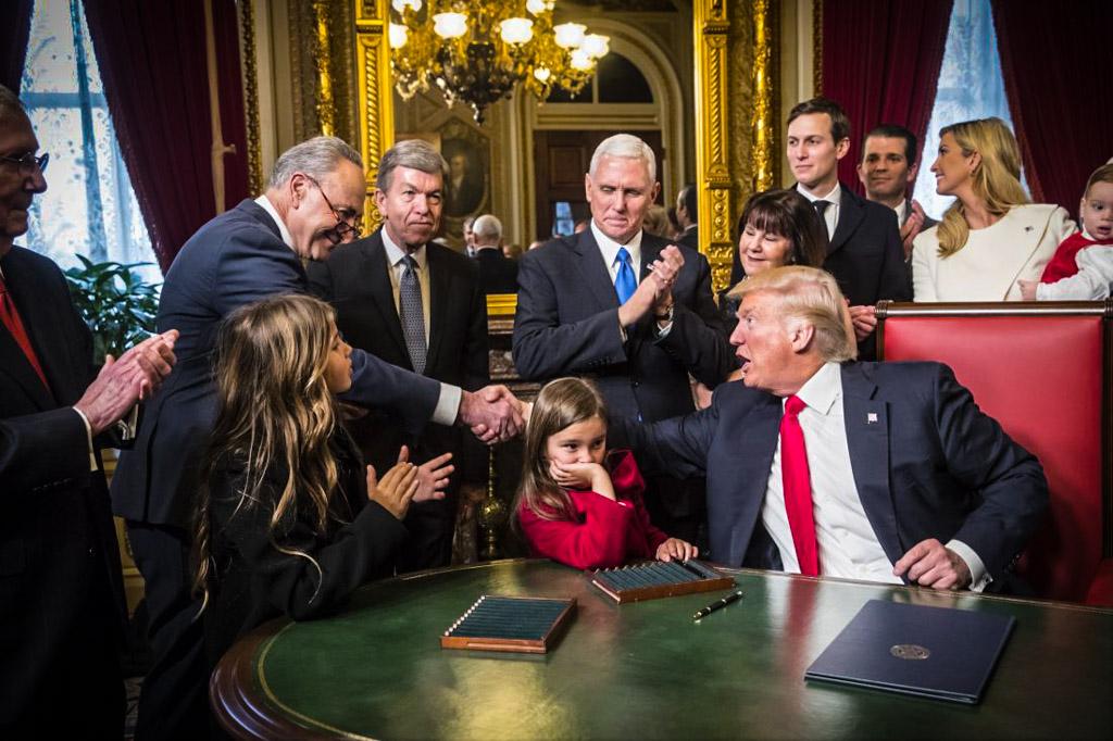 Наш президент опять всех переиграл (почти)