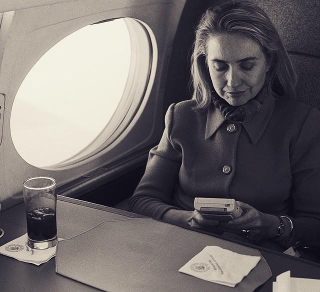 Фото из президентского архива
