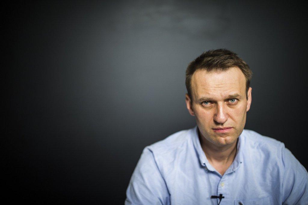 Один вопрос про Навального