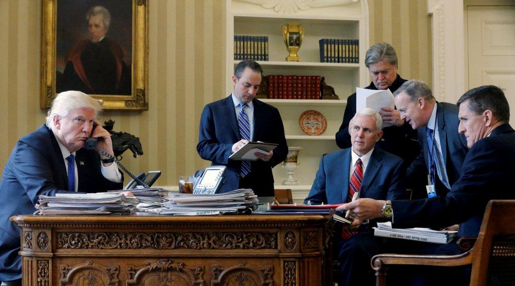 Трамп увольняет чиновников. Кто следующий?..