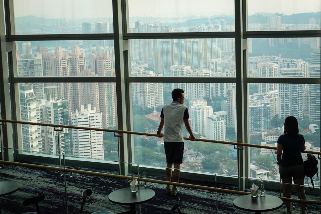 Погода - главный изъян Сингапура
