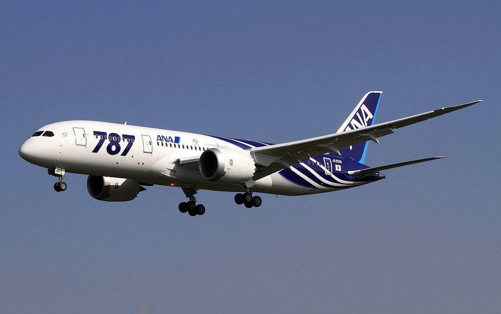 Окна Боинга 787