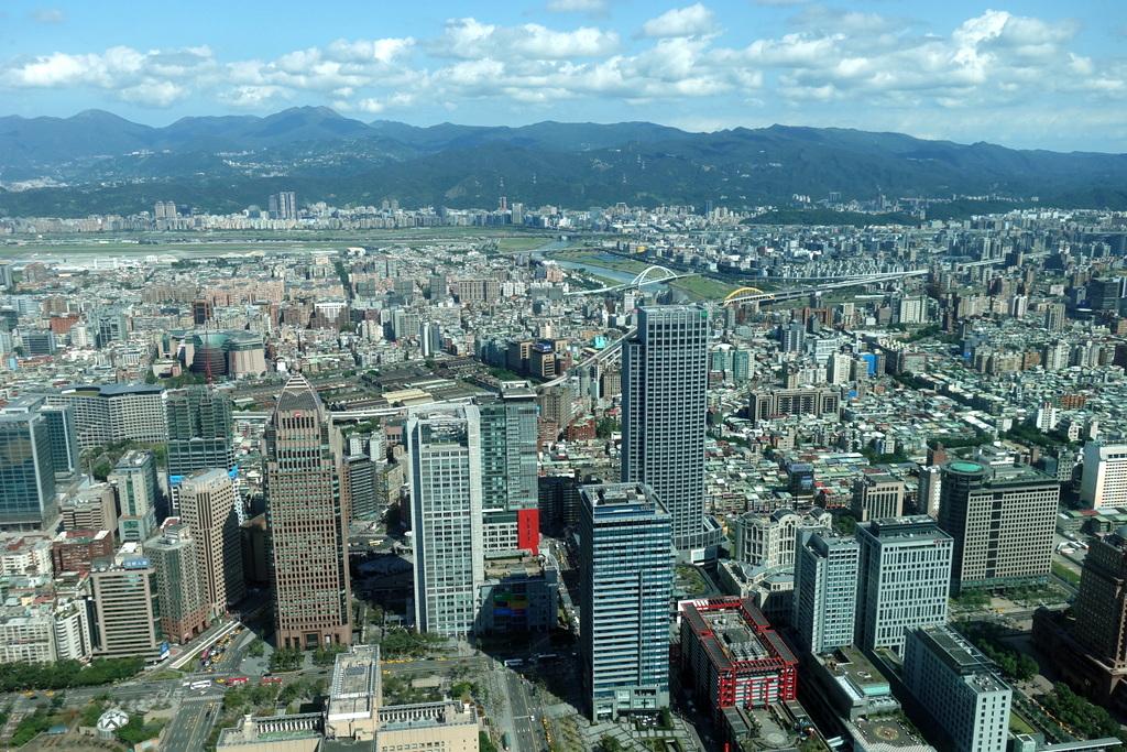 Про чистоту воздуха в Тайбэе