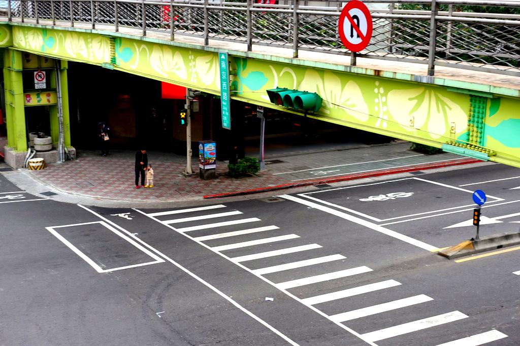 Загадка дорожной разметки Тайваня