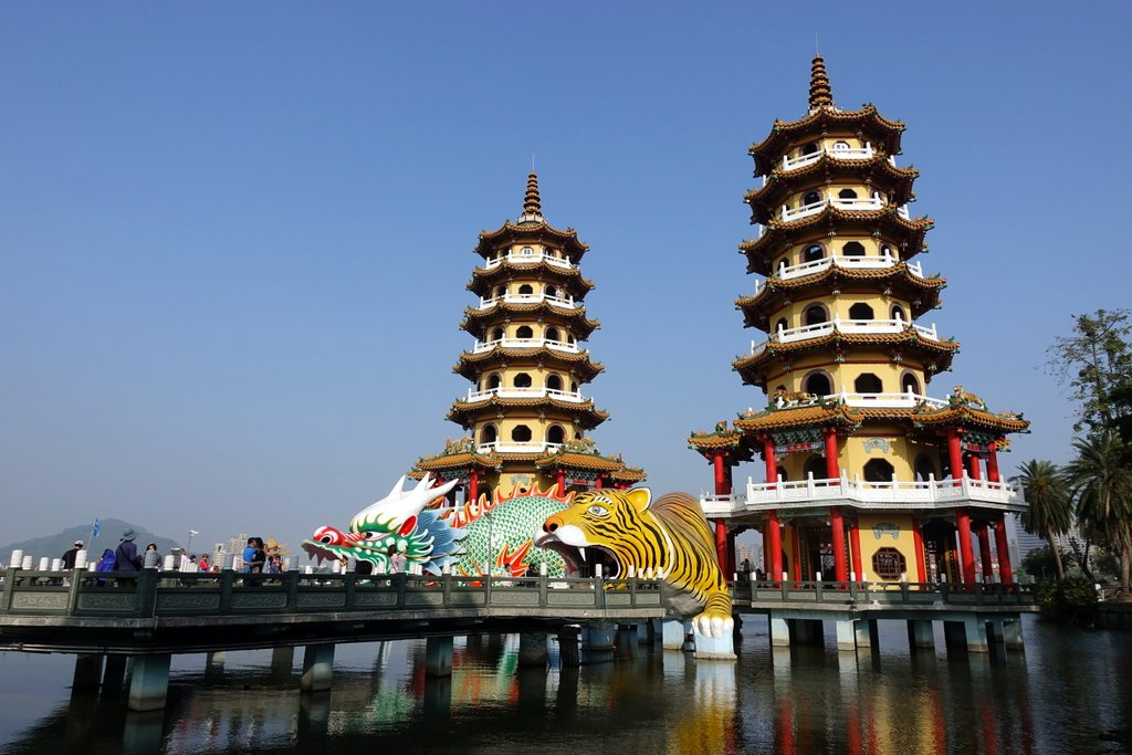 Загадка извилистых мостиков Китая